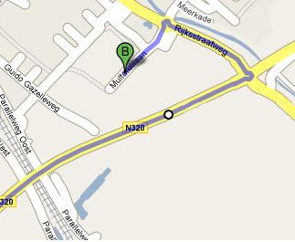 route Culemborg- Lek en Linge