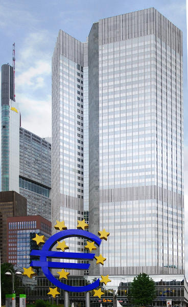 ECB gebouw