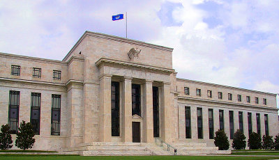 Federal reserve in Washington, DC