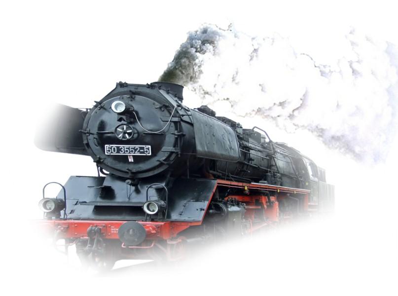 Duitse locomotief
