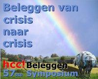 """57 ste HCC Beleggen Symposium """"Beleggen van crisis tot crisis"""" 5 novemberl 2011"""